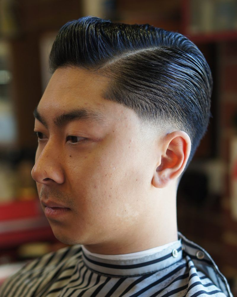 25 Trending Side Part Hairstyles For Asian Men Hiscuts